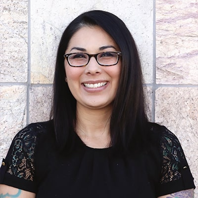 Nadine Garcia Childcare Specialist