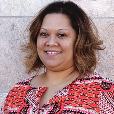Nani Garrett, BSHS Kinship Navigator Program Manager Private Kinship Family Advocate