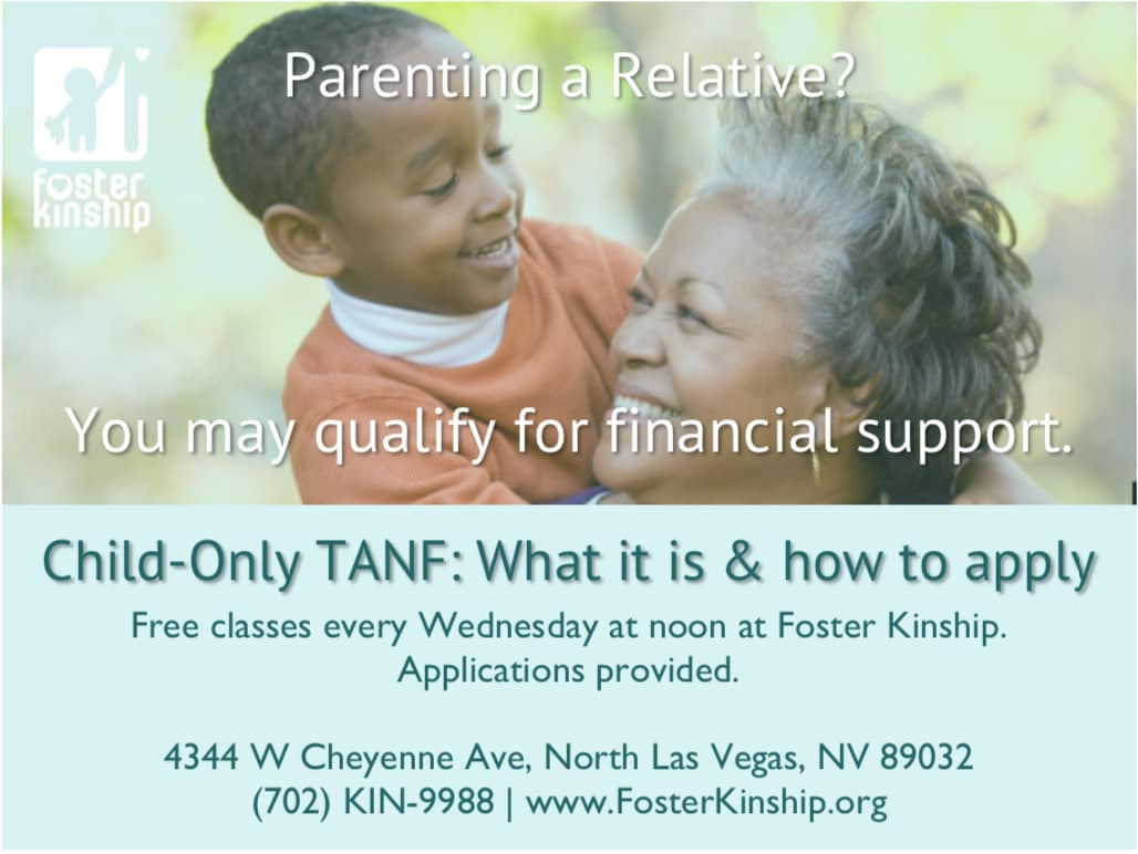 Nevada Child Only TANF