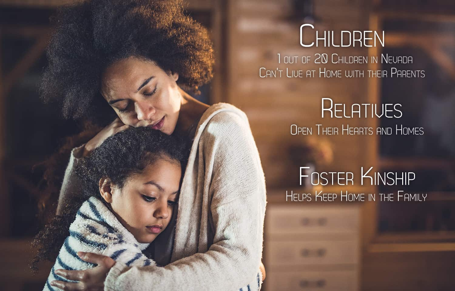 Foster Kinship: Help Keep Home in the Family